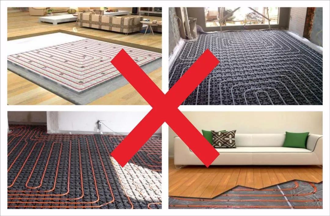 发热电缆非暖丰电热产品