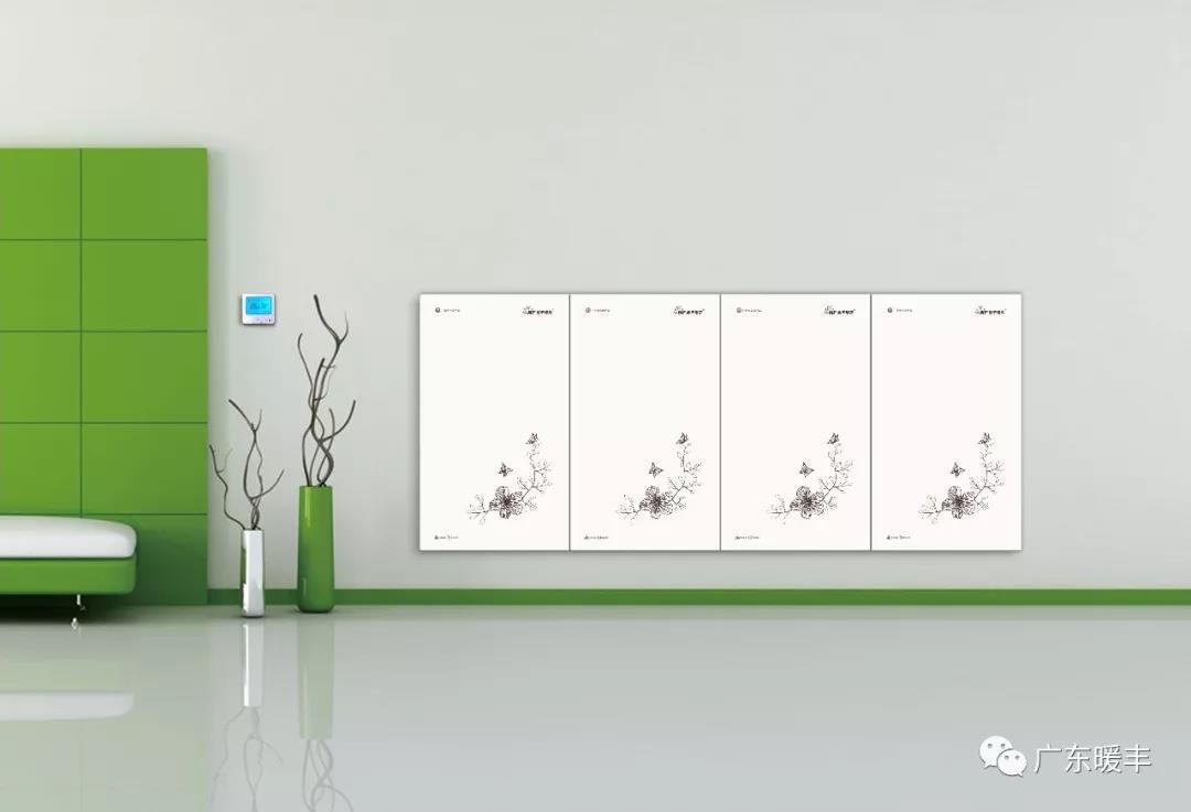 煤改电推荐产品-暖丰电热双速墙暖