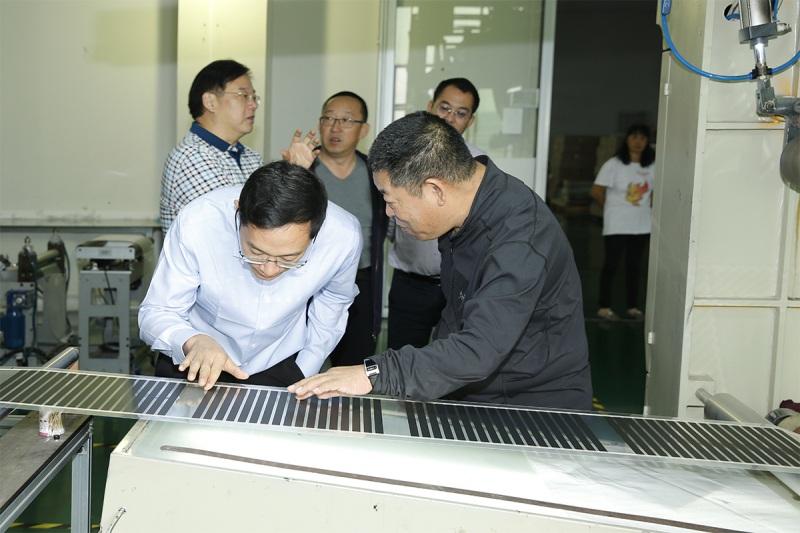 电热膜生产工厂