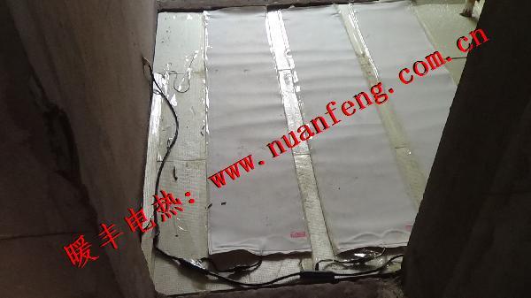 山东烟台电热地暖,电热膜地暖安装卫生间的处理方法